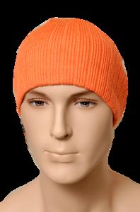 Шапка NordKapp трикотажная арт. 206 orange