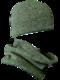 Гейтор NordKapp Scarf Traer арт. 578 цв. зеленный меланж