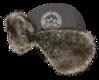 Шапка-ушанка NordKapp Badger MX Dark Grey арт. 524