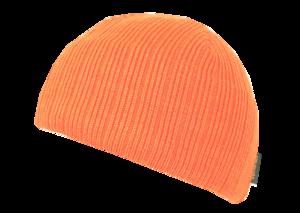 Шапка NordKapp трикотажная/флис арт. 206 orange