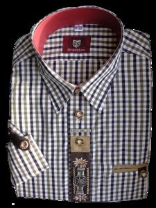 """Рубашка Orbis Баварский стиль(2732""""эдельвейс"""")"""