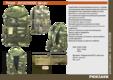 Рюкзак AVI-Outdoor Sorvaer Dust smoke арт. 163