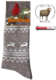 Носки(термоноски) NordKapp 517 Beige