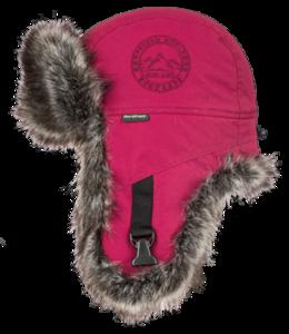 Шапка-ушанка NordKapp Badger MX Red арт. 523