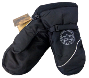 Рукавицы NordKapp Frozen World Gloves black арт. 556